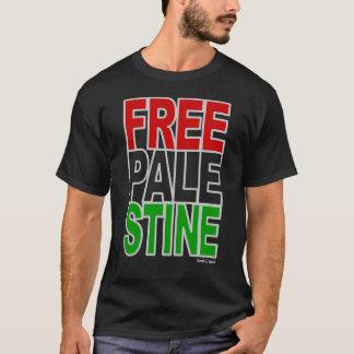 Camiseta Bloco livre de Palestina