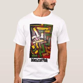 Camiseta Blocos Blackcatfish-Impares