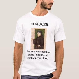 Camiseta Blogue de Chaucer: Impressionante