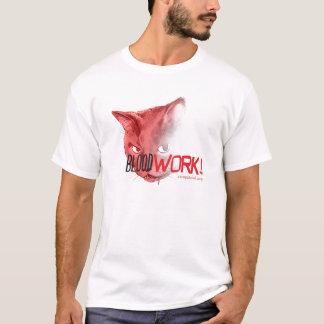 Camiseta BloodWork! T da estação 5