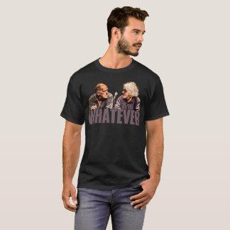 Camiseta Bloqueia o que quer que