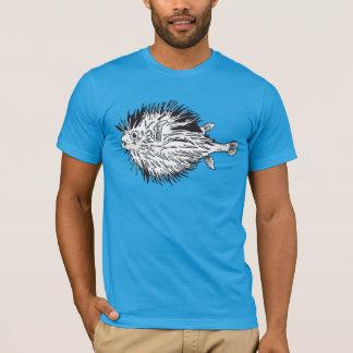 Camiseta Blowfish do Porcupinefish aka