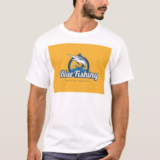 Camiseta Blue Fishing T-Shirt