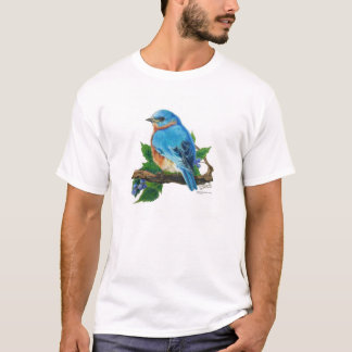 Camiseta Bluebird da baga