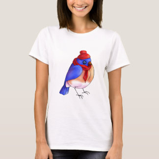 Camiseta Bluebird do inverno
