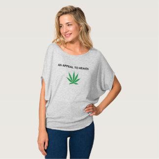 Camiseta Blusa do céu
