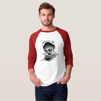 Camiseta Blusa Reglã Caveira de Bandana (Produto Novo)