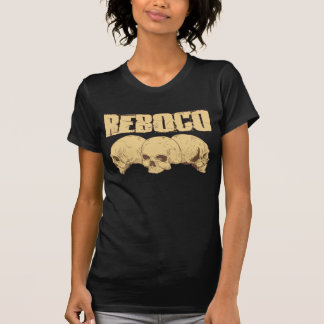 Camiseta blusinha feminina REBOCO