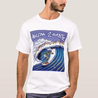 Camiseta Boa vinda 2 Veneza (cobrir CD)