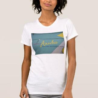 Camiseta Boa vinda a Aruba