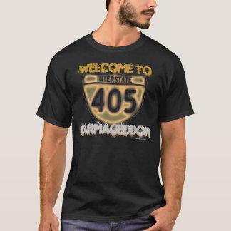 "Camiseta Boa vinda a Carmageddon - fronteie ""n"" traseiro"