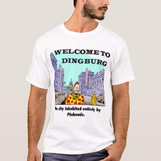 Camiseta Boa vinda a Dingburg #2