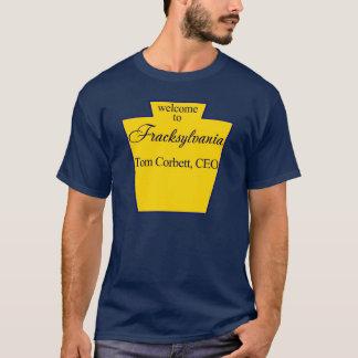 Camiseta Boa vinda a Fracksylvania