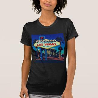 Camiseta Boa vinda a Las Vegas!