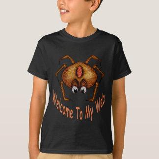 Camiseta Boa vinda a minha Web