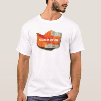 Camiseta Boa vinda a New York