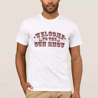 Camiseta Boa vinda ao Gunshow