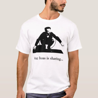 Camiseta boas