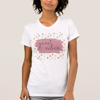 Camiseta Boas impressões macias de Deco IV |