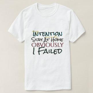 Camiseta Boas intenções