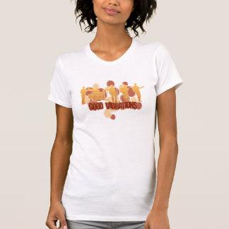 Camiseta Boas vibrações