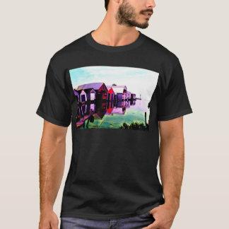 Camiseta Boathouses de Rowan do porto