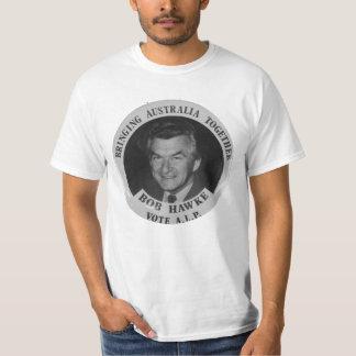 Camiseta Bob Hawke - trazendo o t-shirt de Austrália junto