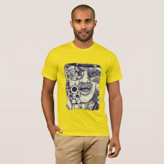 Camiseta Bobina do ladrão