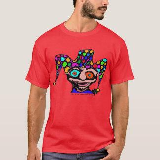 Camiseta Bobo da corte psicadélico