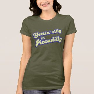 Camiseta Bobo de Getting em Piccadilly