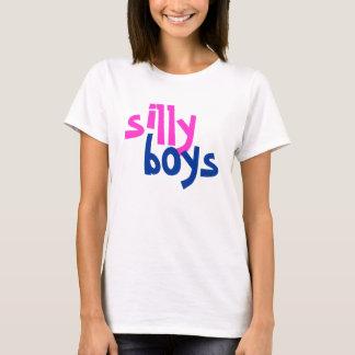 Camiseta bobo, meninos