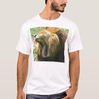 Camiseta Bocejo do leão