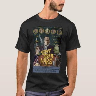 Camiseta Boémio do mutante do ESTILO de Marte um t-shirt do