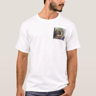 Camiseta Boerboels e armas