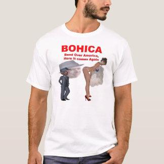 Camiseta Bohica, anti republicano John McCain Sarah Palin