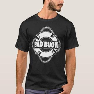 Camiseta Bóia má - humor náutico