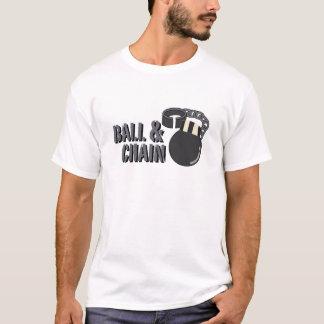 Camiseta Bola & corrente