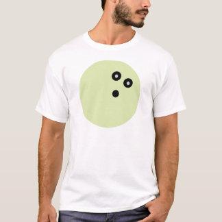 Camiseta Bola de boliche verde