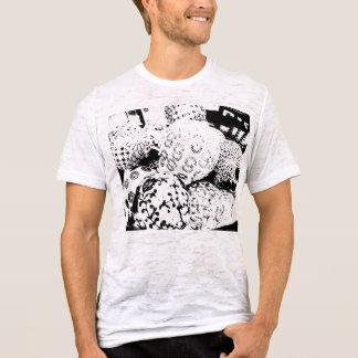 Camiseta Bola de canhão americana (pilha)