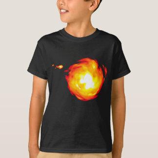 Camiseta Bola de fogo 10