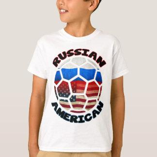 Camiseta Bola de futebol americana do russo