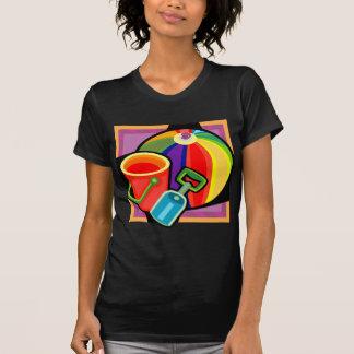 Camiseta Bola de praia
