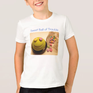 Camiseta Bola doce do problema:)