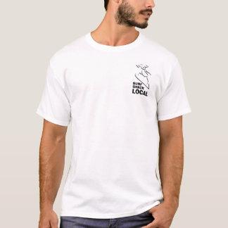 Camiseta Bola e conselho da barraca do surf