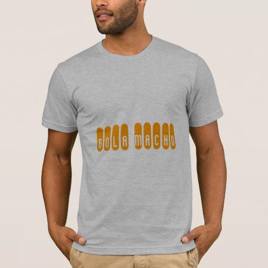 Camiseta Bola Macho