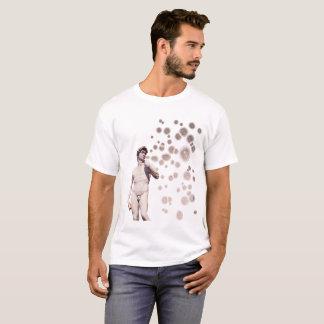 Camiseta Bolhas de sopro de David