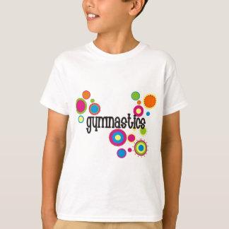 Camiseta Bolinhas legal da ginástica