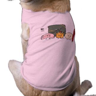 Camiseta Bolo chinês dos bolos da bolinha de massa de Bao