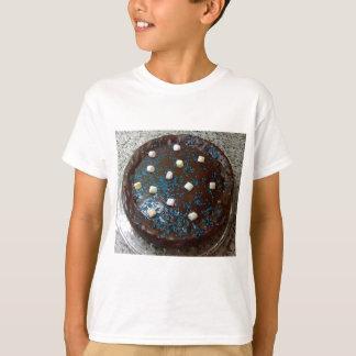 Camiseta Bolo de chocolate