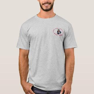 Camiseta Bolso do t-shirt da broca